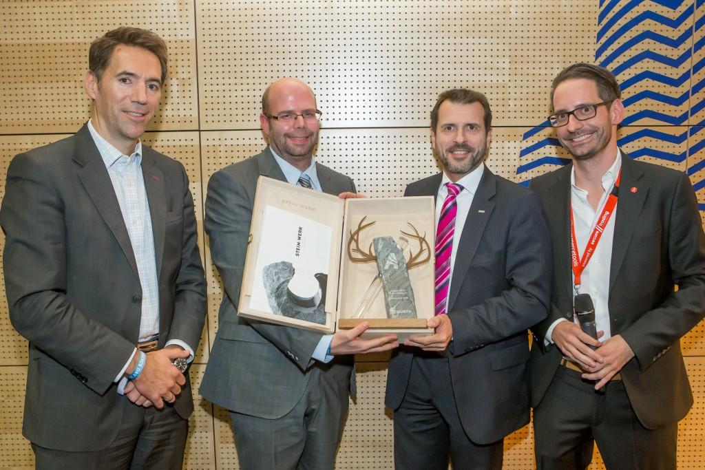 Verleihung Anton Award
