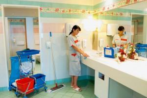 Für eine effektive Reinigungsleistung im Sanitärbereich