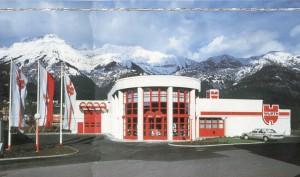 Ältestes Würth Kundenzentrum in Innsbruck