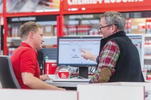 Lassen Sie sich im Kundenzentrum beraten, welche Vorteile Ihnen der Würth Online Shop bringt.