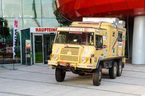 Pinzgauer 6x6, 3,1 Tonnen, Baujahr 1990