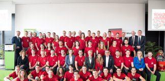 Das größte Team Austria aller Zeiten geht mit 52 Teilnehmerinnen und Teilnehmern in Graz an den Start.