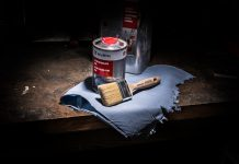Pinsel und Farbe©Wuerth