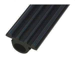 VARIFIX® DÄMMPROFIL Für die Schallentkopplung an der Montageschiene, z.B. bei Lüftungskanälen. Auch für Gewindestangen geeignet.