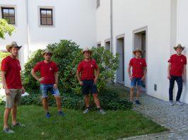 Gruppenfoto EuroSkills2021 Lachstatt